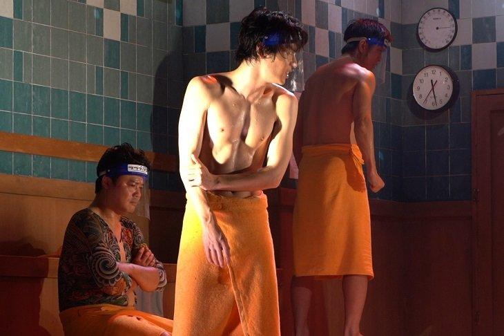 【動画】犬飼貴丈、君沢ユウキら出演『サウナーマン ザ・ステージ 〜汗か涙なら問題ない〜』公開ゲネプロ