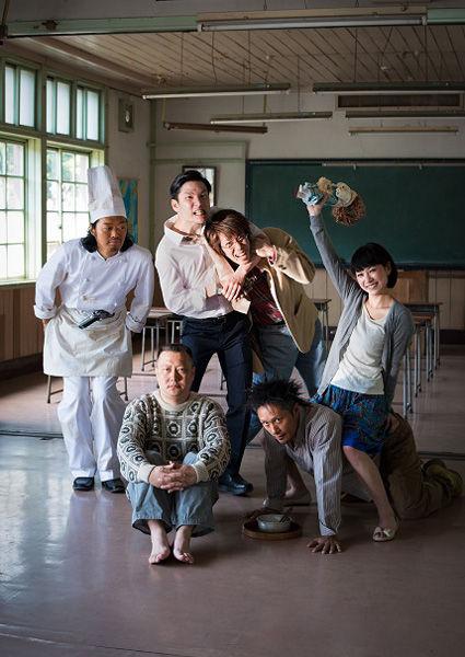 OFFICE SHIKAプロデュース『山犬』上演中
