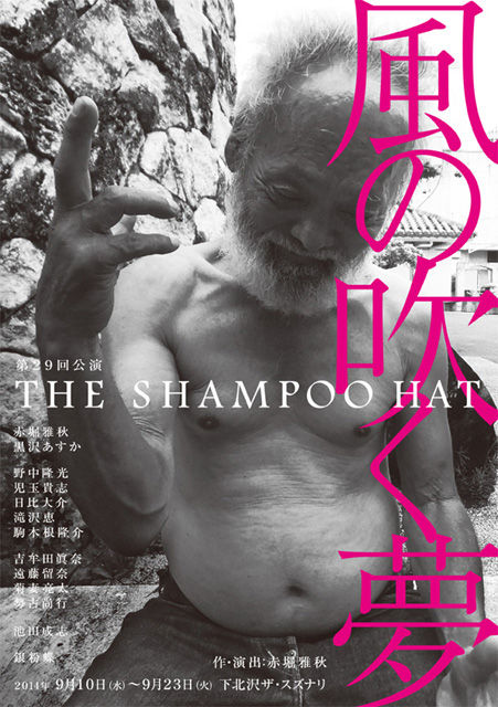 THE SHAMPOO HAT『風の吹く夢』