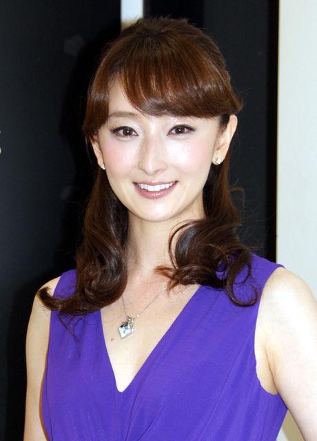 元宝塚歌劇団娘役トップスター、花總まりがトークショーに出演