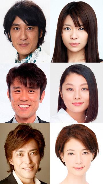 ココリコ田中、ネプチューン原田、石井一孝、小池栄子ら出演!『Re:』Session5公演決定