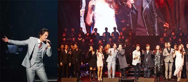 【レポート】橋本さとし、ソウルで開催のミュージカルコンサートで初熱唱!