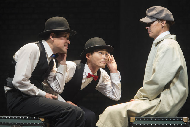 『THE 39 STEPS』