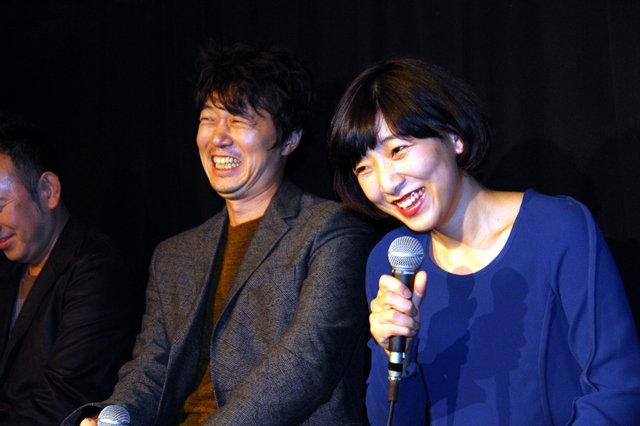 映画『百円の恋』安藤サクラ、新井浩文