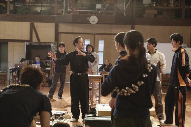 坂東玉三郎を芸術監督に迎えた鼓童が全国ツアーを開催