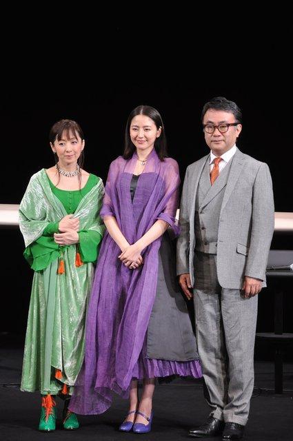 斉藤由貴、長澤まさみ、三谷幸喜『紫式部ダイアリー』