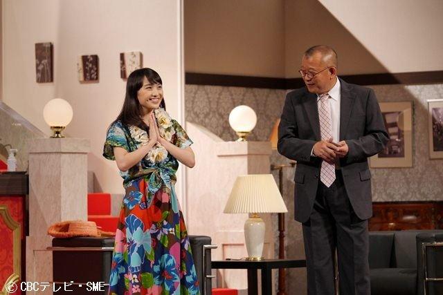 ガチ即興芝居に、西川貴教、ももクロ百田、要潤が挑戦!『鶴瓶のスジナシ!』WOWOWで放送!