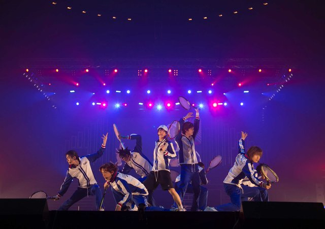 テニミュ史上最大規模のコンサート「Dream Live 2014」神戸で開幕!