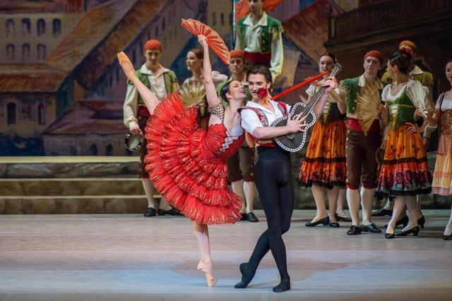 「世界3大バレエ団」ボリショイ・バレエの日本公演が開幕