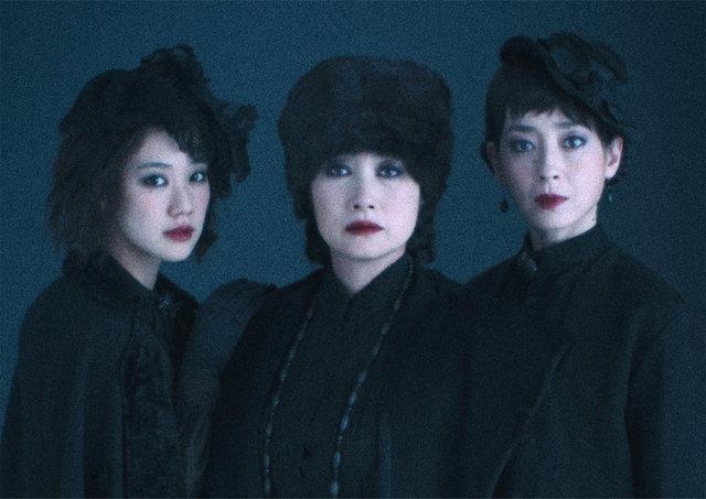 『三人姉妹』蒼井優、余貴美子、宮沢りえ