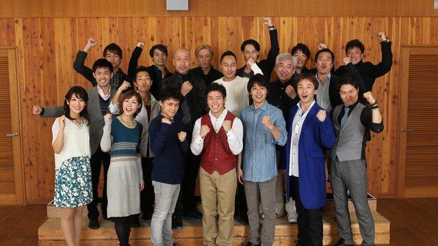 海宝直人らがアラジンに! 劇団四季『アラジン』出演候補者決定!!