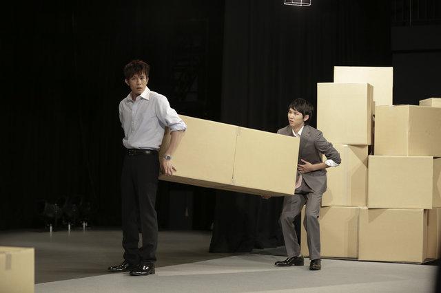 『秘密のアクトちゃん』柿澤勇人、須賀健太