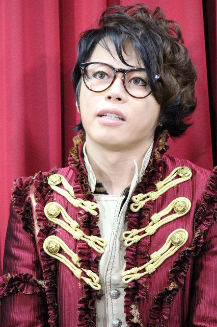 『ヴェローナの二紳士』西川貴教