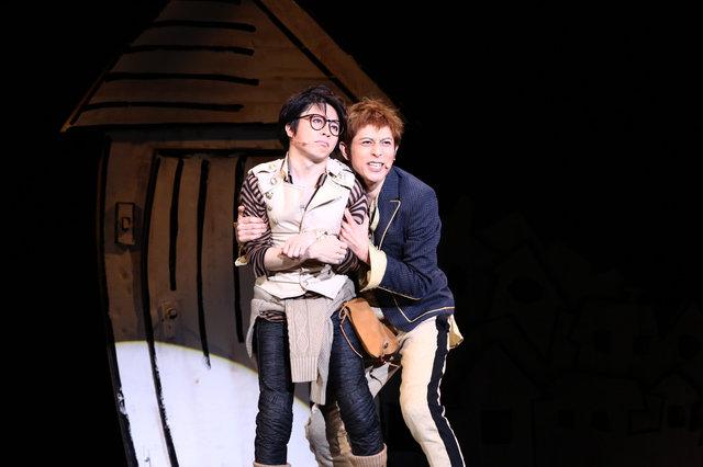 """LOVE&PEACE""なミュージカル 『ヴェローナの二紳士』開幕!"