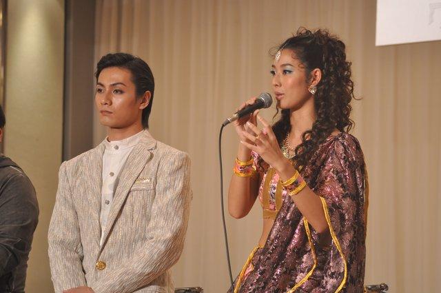 『ボンベイドリームス』加藤和樹とすみれ