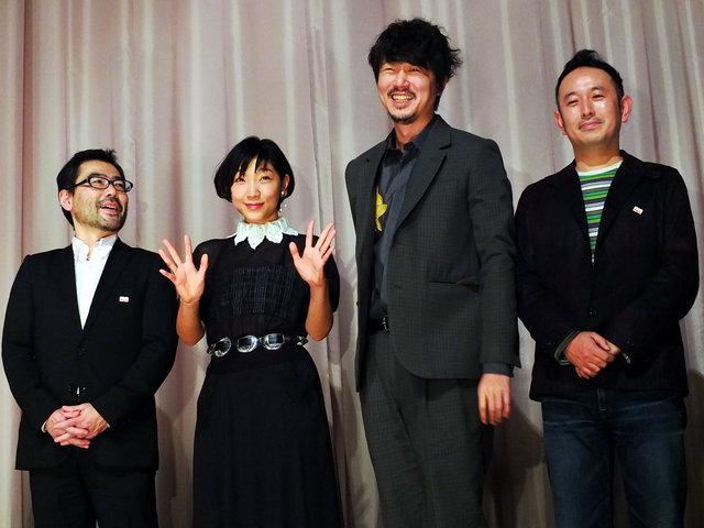 武正晴、安藤サクラ、新井浩文、足立紳『百円の恋』