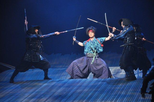 『真田十勇士』上川隆也 淀の方を演じる賀来は「淀の方は悪女論のように言われていますが、豊臣亡き.
