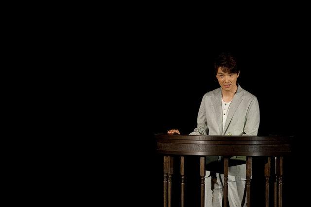 井上芳雄が『夜と霧』をリーディング!TV初放送決定