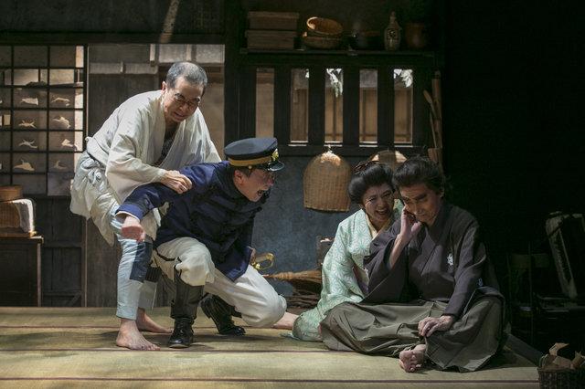 劇団東京ヴォードヴィルショー創立40周年記念興行第二弾、アンコール放送!