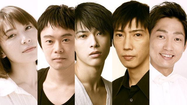 『バーチャファイター』ブームを描くゲーセンコメディ『TOKYOHEAD』上演決定!