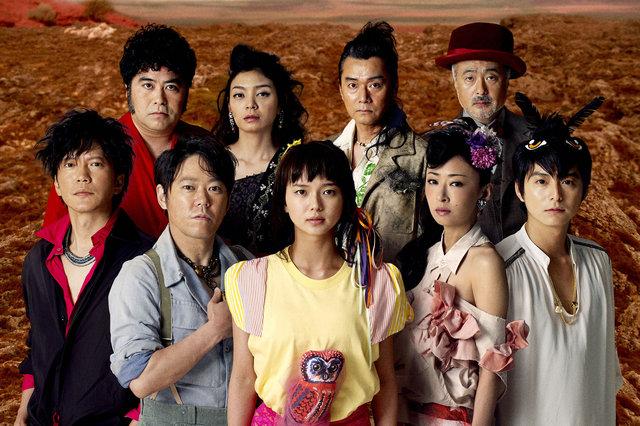 松尾スズキの人気ミュージカル『キレイ-神様と待ち合わせした女-』が2月28日放送決定