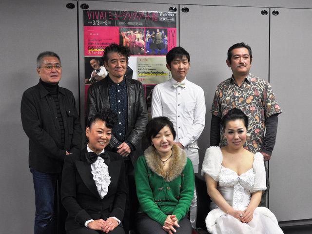 関西色全開の4団体が出演!「VIVA!ミュージック・アート館」開催
