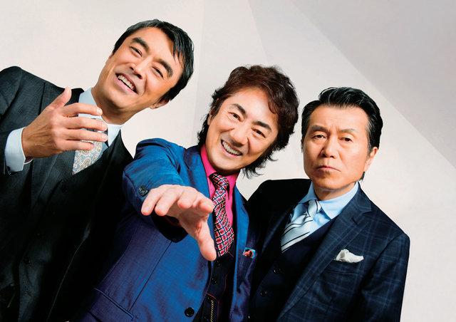市村正親、平田満、益岡徹が16年ぶりに再集結!舞台『アート』上演決定