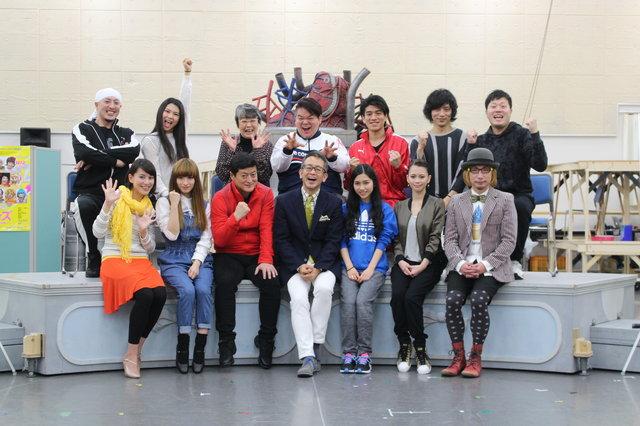 梅田彩佳と田野優花 二人のドロシーが魅せる!『ウィズ~オズの魔法使い~』稽古場会見