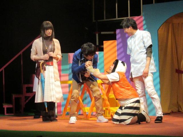 劇団プレステージ『WORLD'S ENDのGIRLFRIEND』公開ゲネプロ