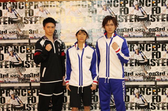 新たなる時代が幕を開ける!!ミュージカル『テニスの王子様』3rdシーズン開幕!!