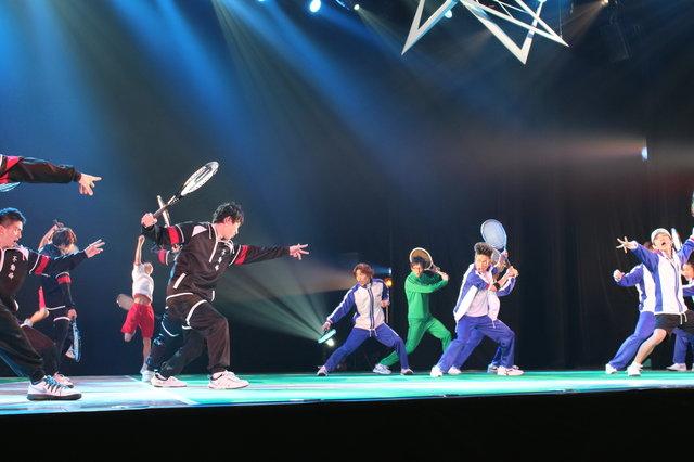 ミュージカル『テニスの王子様 3rdシーズン 青学vs不動峰』