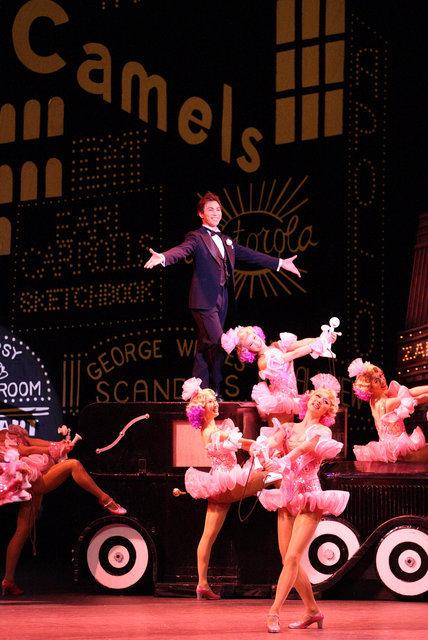 最高にHAPPYなミュージカル!劇団四季『クレイジー・フォー・ユー』開幕レポート