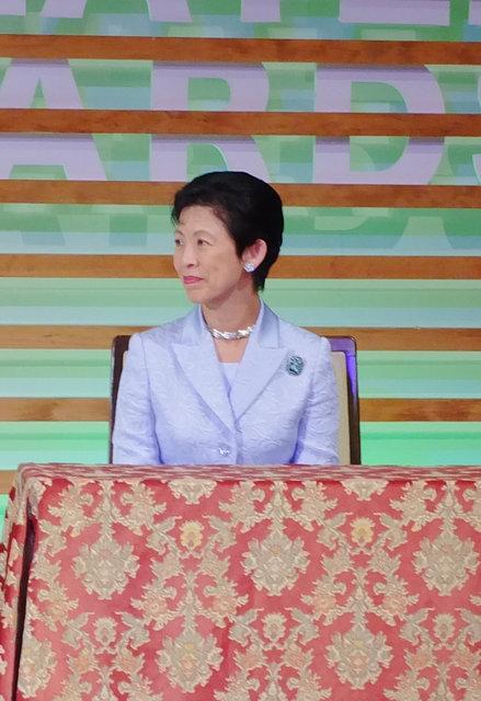 高円宮妃殿下
