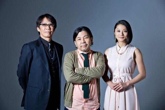 生瀬勝久、宮沢章夫、小池栄子『秘密のアクトちゃん』