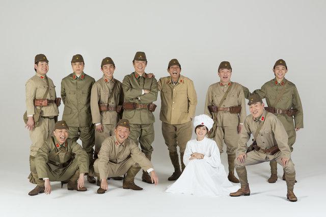 """還暦・明石家さんま""""伝説""""の舞台が15年ぶりに復活!『七人ぐらいの兵士』"""