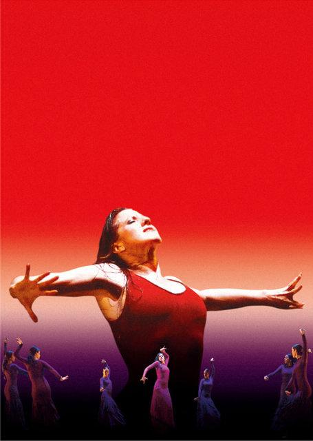 マリア・パヘス舞踏団『Yo,Carmen』