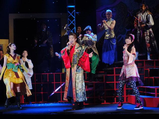 """とっても美味しい""""ごった煮""""感を堪能!ジャンク歌舞伎『春風外伝』レポート!"""