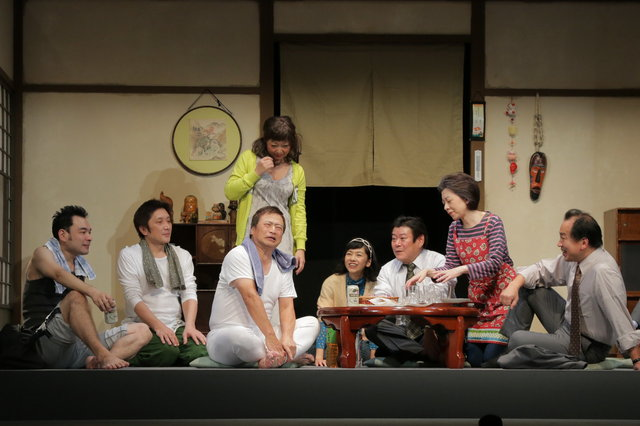 元サラリーマンが結成した劇団ラッパ屋の最新作『ポンコツ大学探険部』上演!