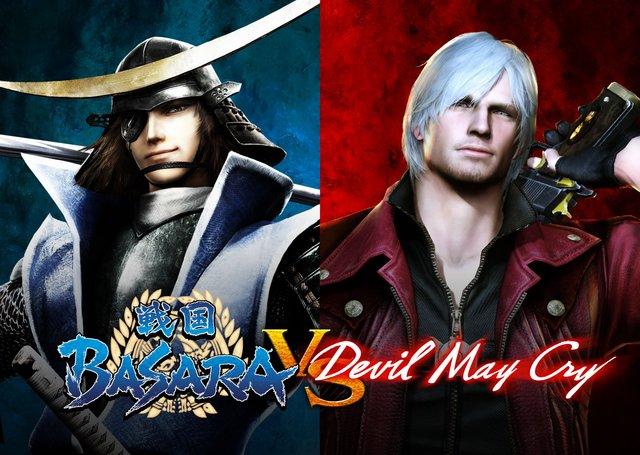 2.5次元舞台に衝撃!舞台『戦国BASARA vs Devil May Cry』上演決定!