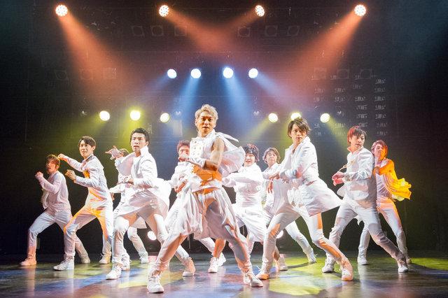松下洸平、上山竜治、白洲迅らキューブ若手男優陣による超人気ライブの再演決定!「PRINCE LIVE」