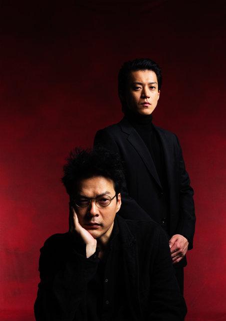 小栗旬と田中哲司が挑む二人芝居『RED』日本初演