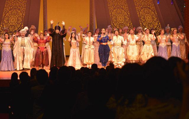 ついに開幕!劇団四季最新作ミュージカル『アラジン』