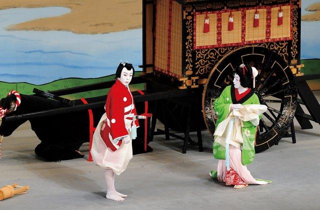 歌舞伎の三大名作の長編『菅原伝授手習鑑』が6か月に渡りシリーズ放送!
