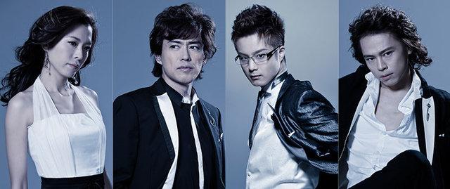 安蘭けい、中川晃教らが聴かせる!伝説の『CHESS THE MUSICAL』ついに日本初上演