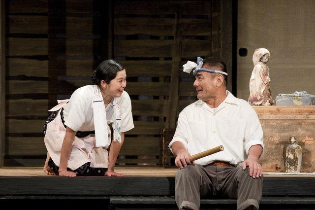 命の尊さを語りつぐ 舞台『父と暮せば』7月6日より上演