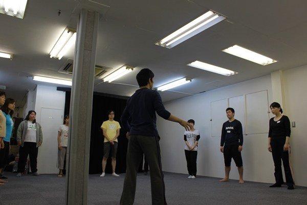 劇団山の手事情社『大人のための演劇ワークショップ』で自分を再発見!