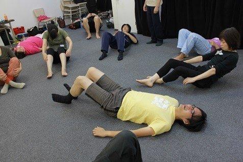 劇団山の手事情社ワークショップ