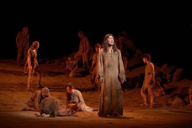 エルサレムの荒野が自由劇場に甦る!劇団四季『ジーザス・クライスト=スーパースター』観劇レポート