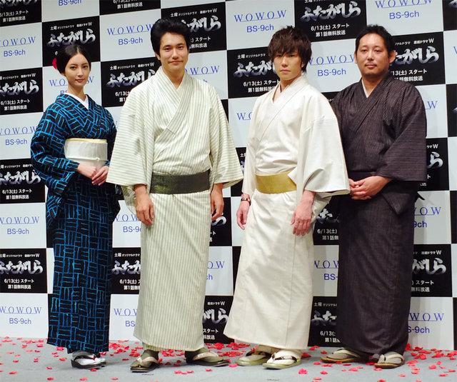発案者(?)松山ケンイチ、放送開始前から『ふたがしら』続編を熱望!