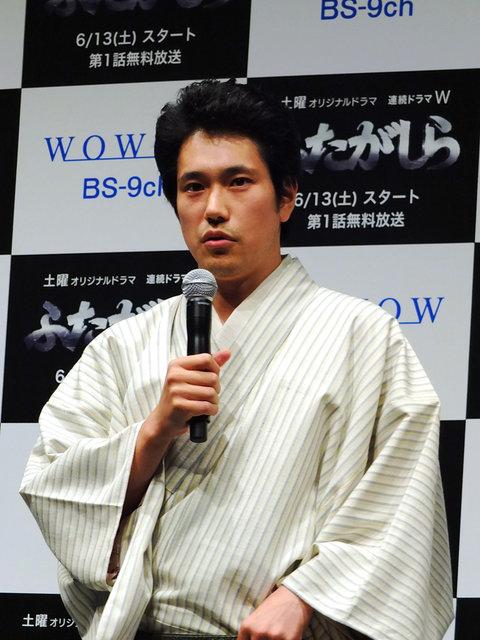 松山ケンイチ『ふたがしら』